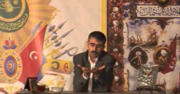 08-12-2012 MUTLAKA DİNLEYİN – DECCAL TABAKTA – Kemal Özer in Gıda İle İlgili Konferansı – 1