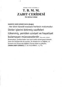 CHP Zihniyeti !..