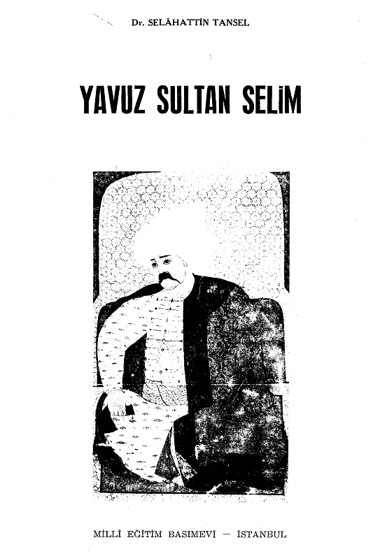 Yavuz Sultan Selim'in İran Seferi İçin Aldığı Fetvanın Vesikası01