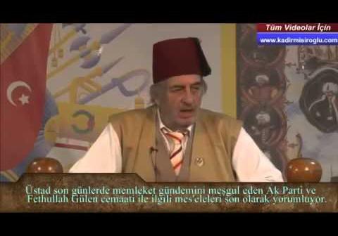 Başbakanı, F. Gülen hakkında çok öncesinde ikaz ettim!