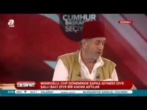 CUMHURBAŞKANLIĞI SEÇİMİ ve EKMELEDDİN İHSANOĞLU (07.08.2014)