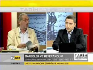 DARBELER – Tarih Sohbetleri (06.08.2010)