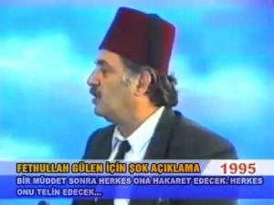 Fethullah Gülen ihaneti (1995)