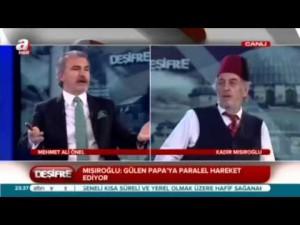 Fethullah Gülen ve Muarız Yapı kime Paralel