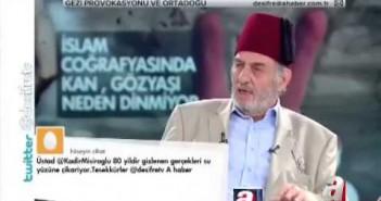 İSLAM COĞRAFYASI ve ORTADOĞU – Deşifre (12.07.2013)