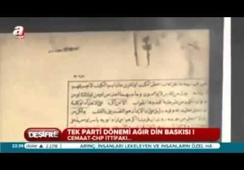 Kur'an-ı Kerim'den kese kağıdı! Chp Zihniyeti