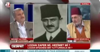 LOZAN, FİLİSTİN, GAZZE ve İSRAİL (25.07.2014)