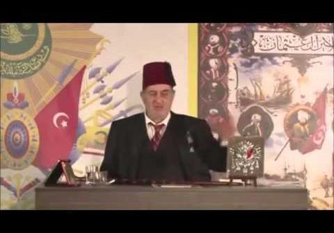 Osmanlı münevveri sayılabilmenin ilk lâzımesi!