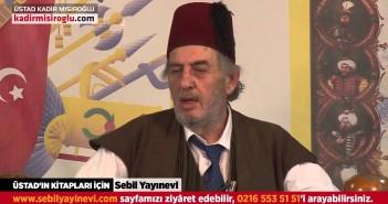 Osmanlı Diye Bir Millet ve Osmanlıca Diye Bir Lisan var mıdır?
