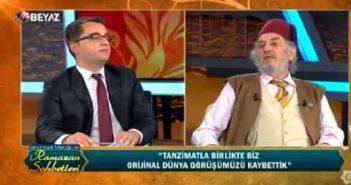 Üstad Kadir Mısıroğlu İle Ramazan Sohbetleri  (Beyaz Tv – 07 Haziran 2016)