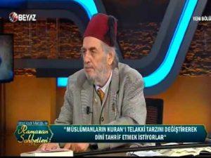 Üstad Kadir Mısıroğlu İle Ramazan Sohbetleri (Beyaz Tv – 16 Haziran 2016)