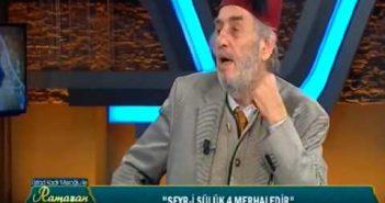 Üstad Kadir Mısıroğlu İle Ramazan Sohbetleri (Beyaz Tv – 17 Haziran 2016)