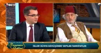 Üstad Kadir Mısıroğlu İle Ramazan Sohbetleri (Beyaz Tv – 08 Haziran 2016)
