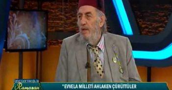 Üstad Kadir Mısıroğlu İle Ramazan Sohbetleri (Beyaz Tv – 09 Haziran 2016)