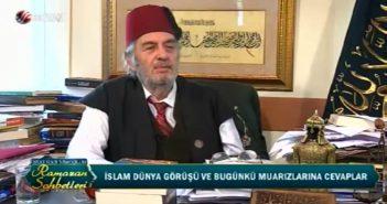 Üstad Kadir Mısıroğlu İle Ramazan Sohbetleri (Beyaz Tv – 06 Haziran 2016)