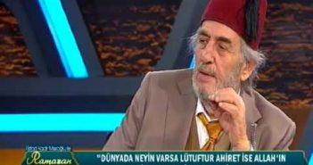 Üstad Kadir Mısıroğlu İle Ramazan Sohbetleri (Beyaz Tv – 13 Haziran 2016)
