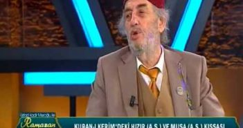 Üstad Kadir Mısıroğlu İle Ramazan Sohbetleri (Beyaz Tv – 14 Haziran 2016)