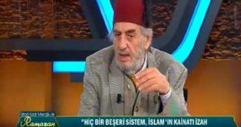 Üstad Kadir Mısıroğlu İle Ramazan Sohbetleri (Beyaz Tv – 15 Haziran 2016)