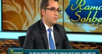 Üstad Kadir Mısıroğlu İle Ramazan Sohbetleri (Beyaz Tv – 29 Haziran 2016)
