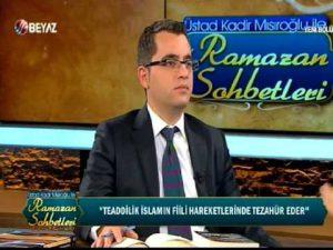 Üstad Kadir Mısıroğlu İle Ramazan Sohbetleri (Beyaz Tv – 23 Haziran 2016)