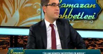Üstad Kadir Mısıroğlu İle Ramazan Sohbetleri (Beyaz Tv – 24 Haziran 2016)