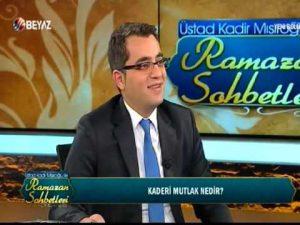 Üstad Kadir Mısıroğlu İle Ramazan Sohbetleri (Beyaz Tv – 27 Haziran 2016)